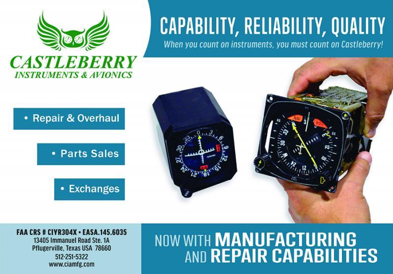 Castleberry Capability, Reliability, Quality