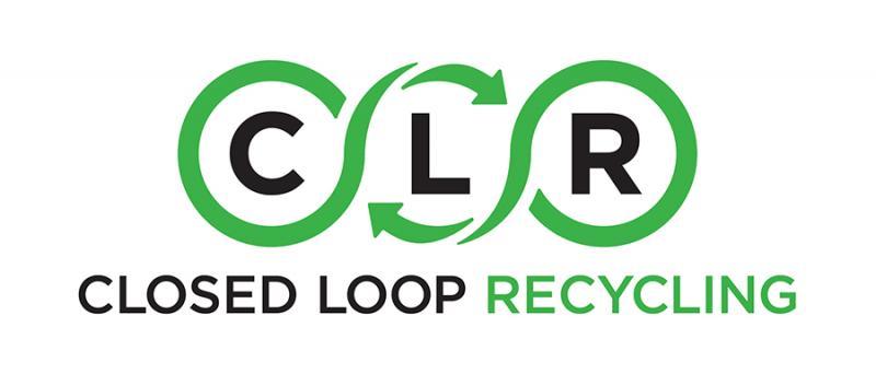 Closed Loop Recycling logo