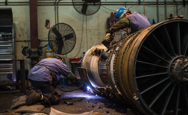 Conecsus Aerospace Jet Engine Recycling Precious Metal Refining