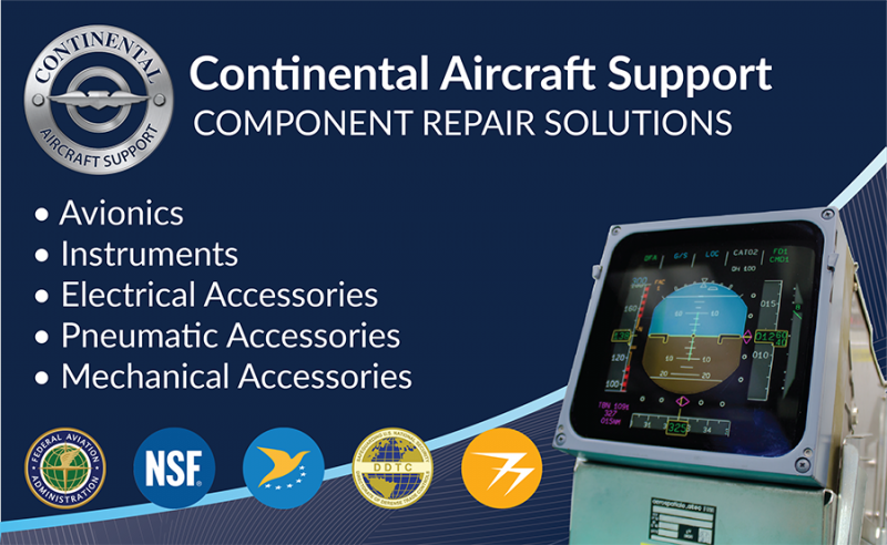 Continental Aircraft Support