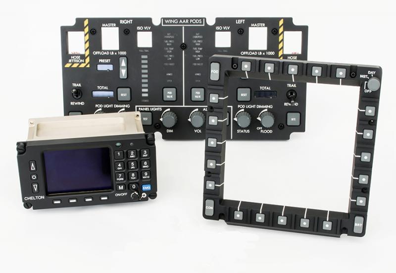 Hutchinson Stop-choc Cockpit Panel Refurbishment