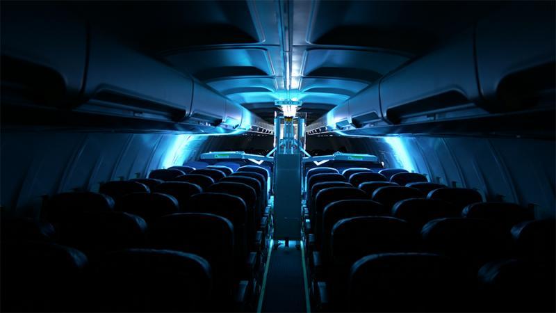 Honeywell Cabin UV System