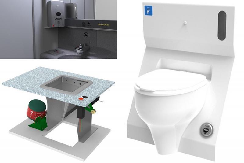 HAECO Handsfree Lavatory Products