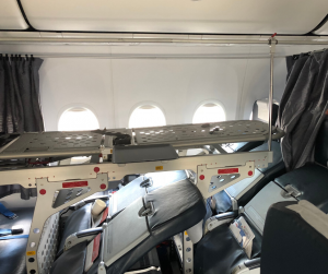 Magnetic MRO Temporary Cabin Modifications