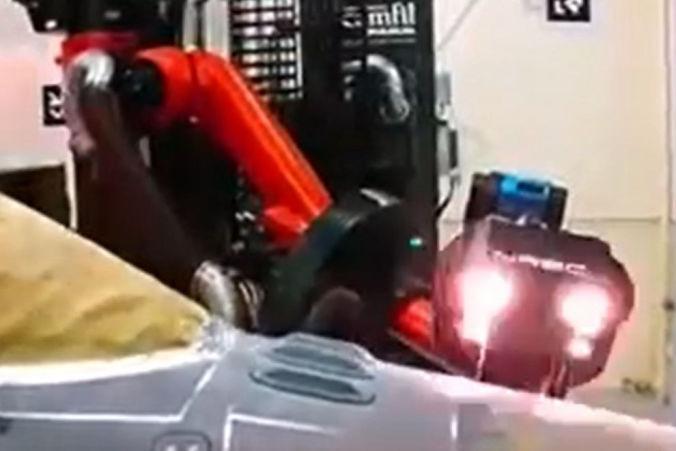Titan Robotics Non-Destructive Inspection
