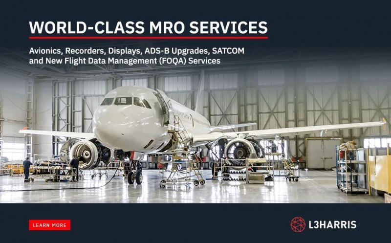 L3Harris Aftermarket and MRO Services