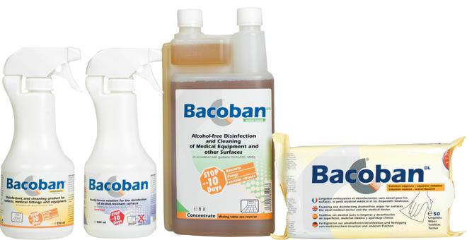 Bacoban® Surface Disinfectant