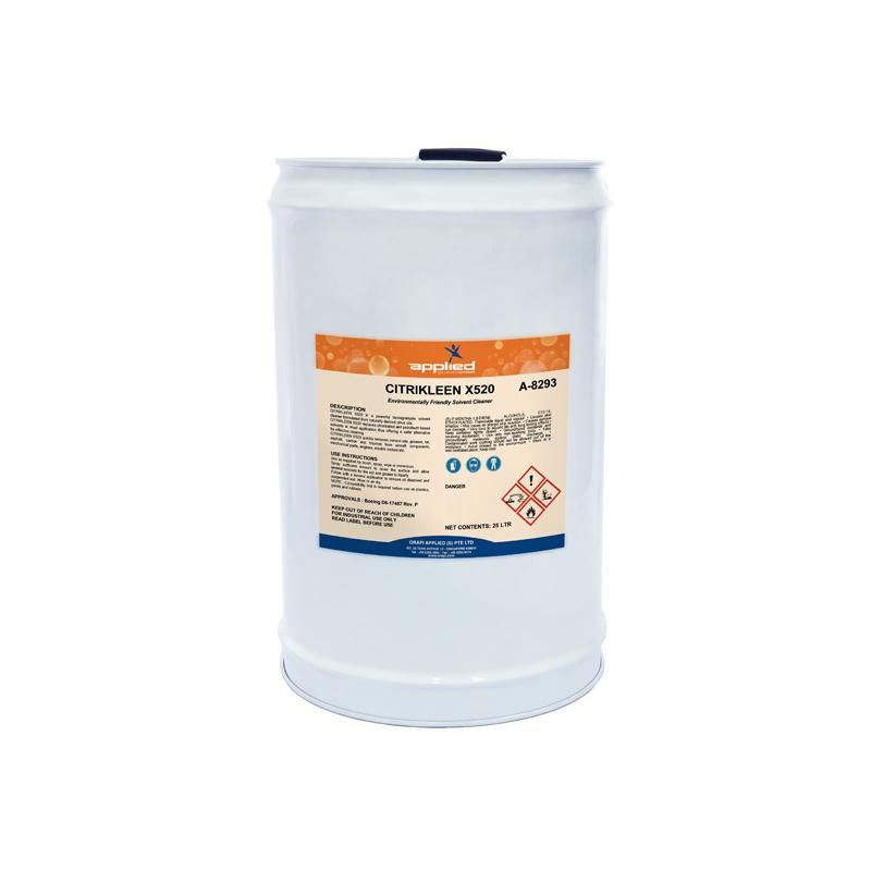 CITRIKLEEN X520 — 8293 —Environmentally Friendly Cleaner
