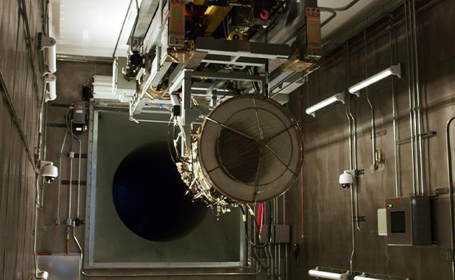 Duncan Aviation Turbofan Engine Test Cell
