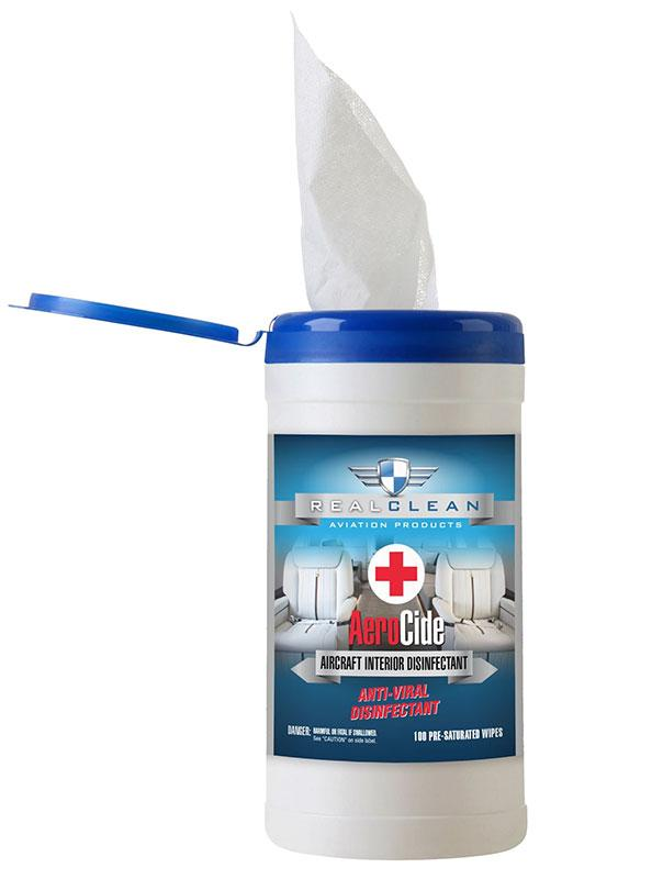 AeroCide Aircraft Interior Disinfectant