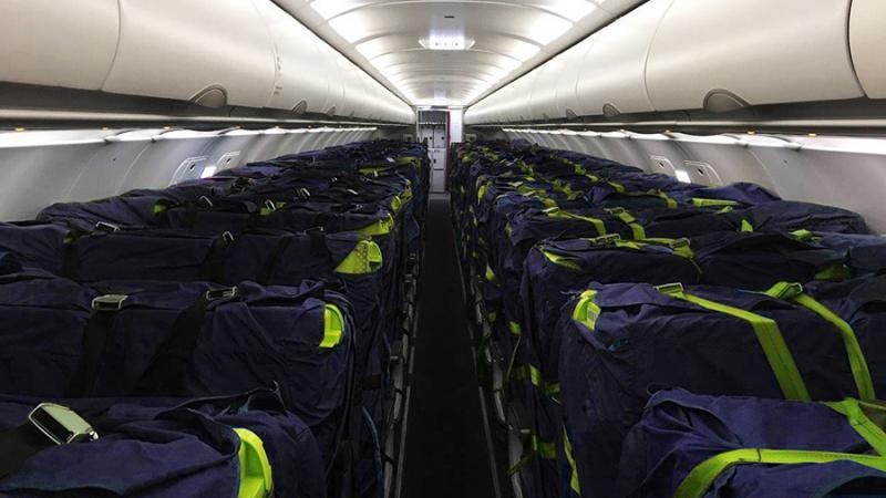 Calibri Aero Cargo Seat Bags