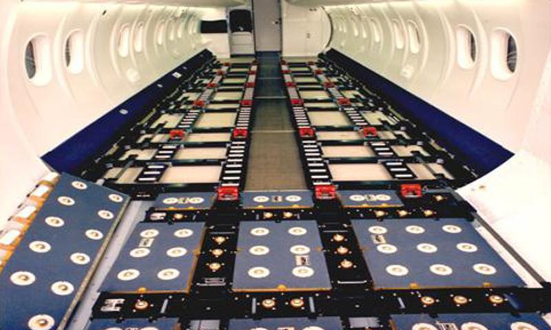 U.S. Cargo Turboprop Regional Jet Cargo Handling