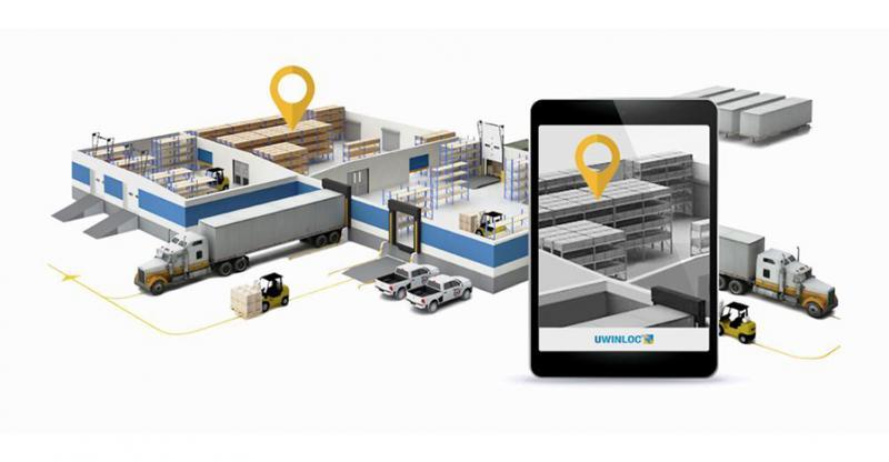UWINLOC indoor location system