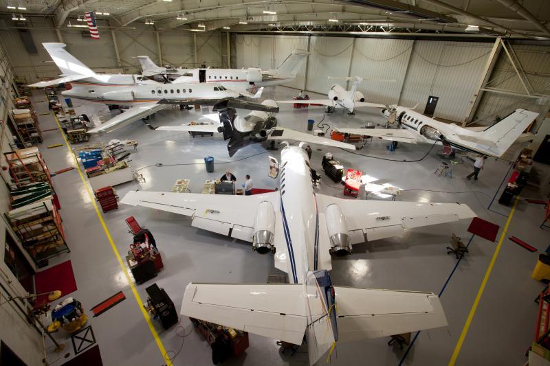 Elliott Aviation Aircraft Maintenance