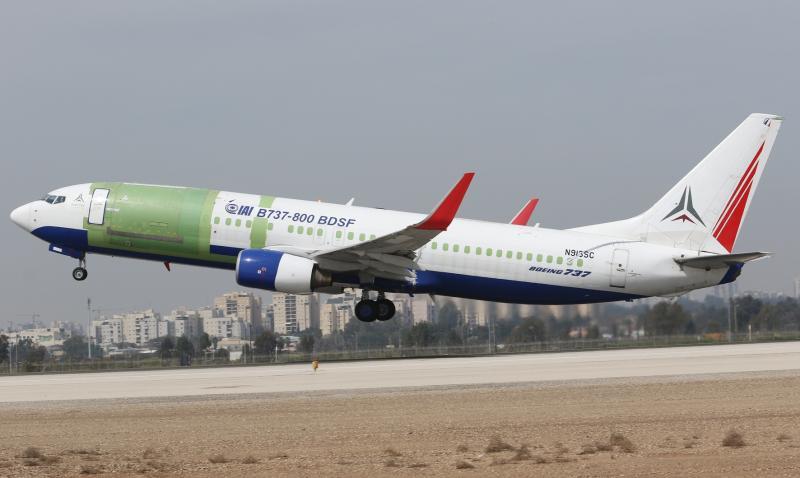 IAI BEDEK Passenger to Cargo Conversion – 737-800-BDSF