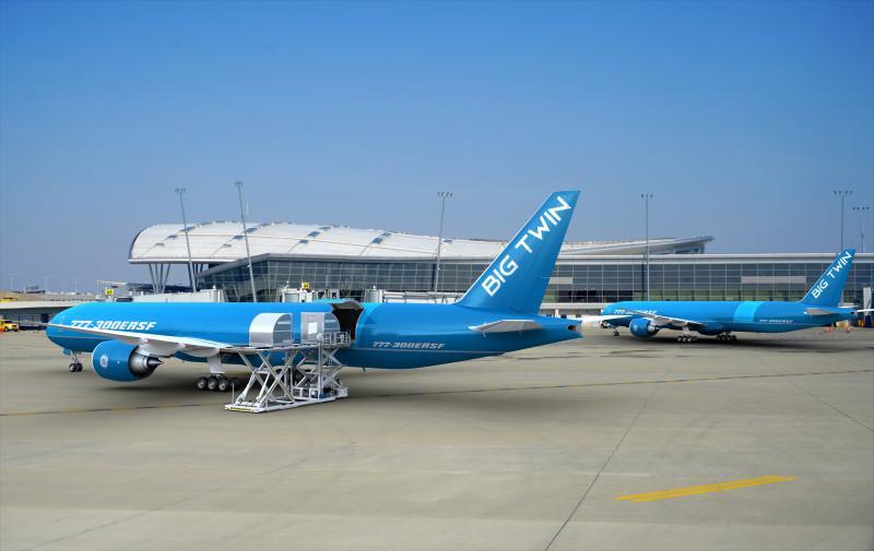 IAI BEDEK Passenger to Cargo Conversion – The Big Twin B-777-300 ESRF