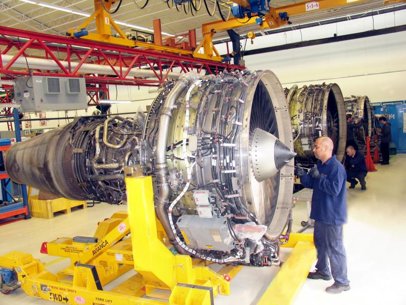IAI BEDEK ENGINES MRO