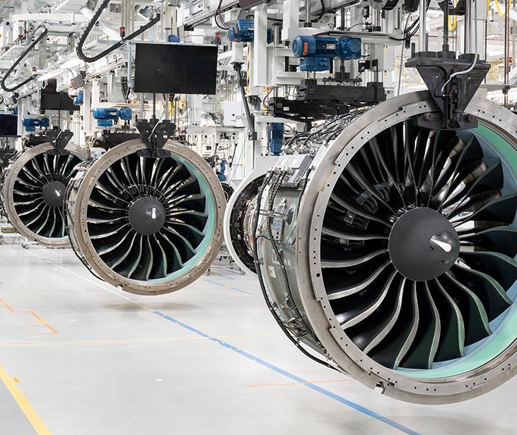 Pratt & Whitney Geared Turbofans