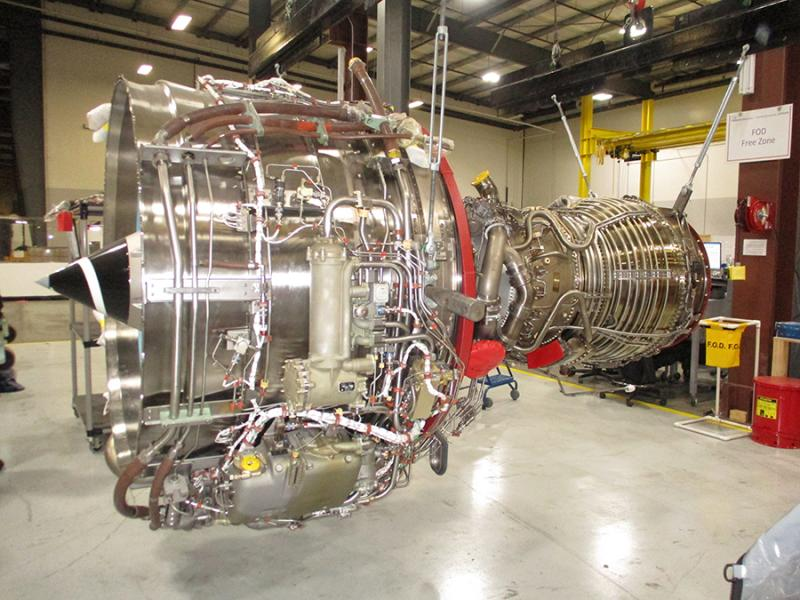 BP Aero Engine Disassembly and Repairs