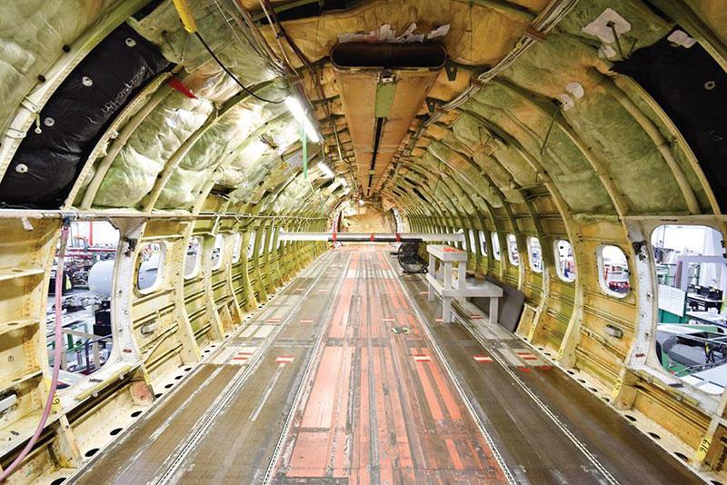 Aeronautical Engineers Inc. 737-800 Freighter Conversion