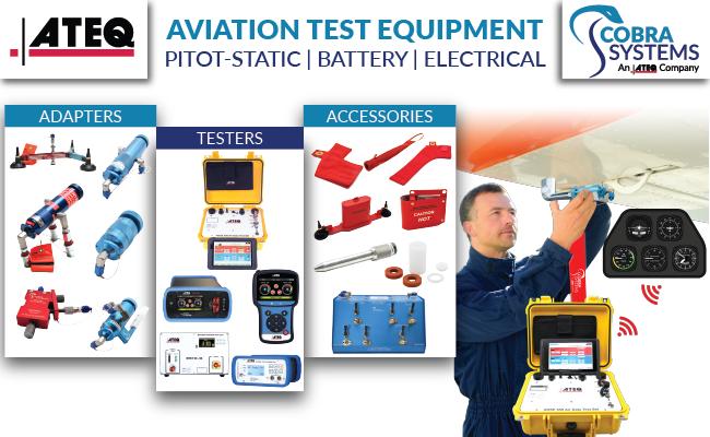 ATEQ Cobra Test Equipment