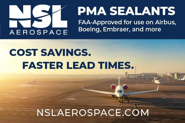 NSL Aerospace PMA Sealants