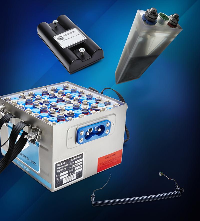Aero Design Battery Shop Battery Maintenance and Overhaul