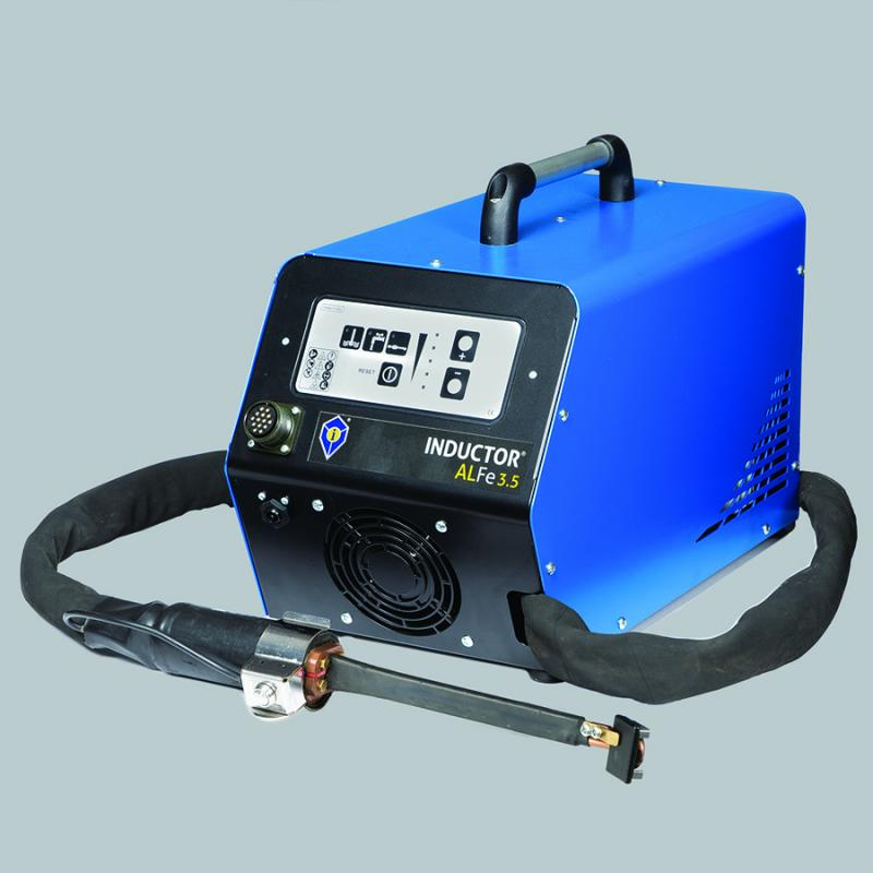 Induction Innovations Inductor ALFe® 3.5 Induction Heating System