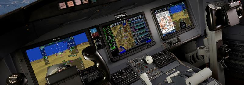 Elliott Aviation Pro Line Fusion Upgrades for Challenger 604