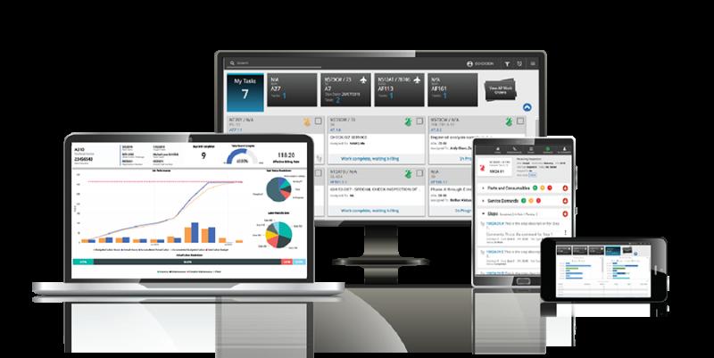 CORRIDOR Aviation Service Software