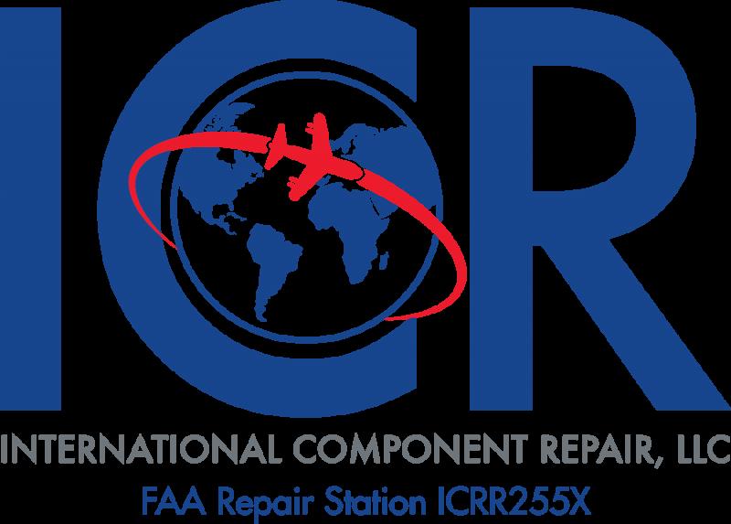 International Component Repair logo