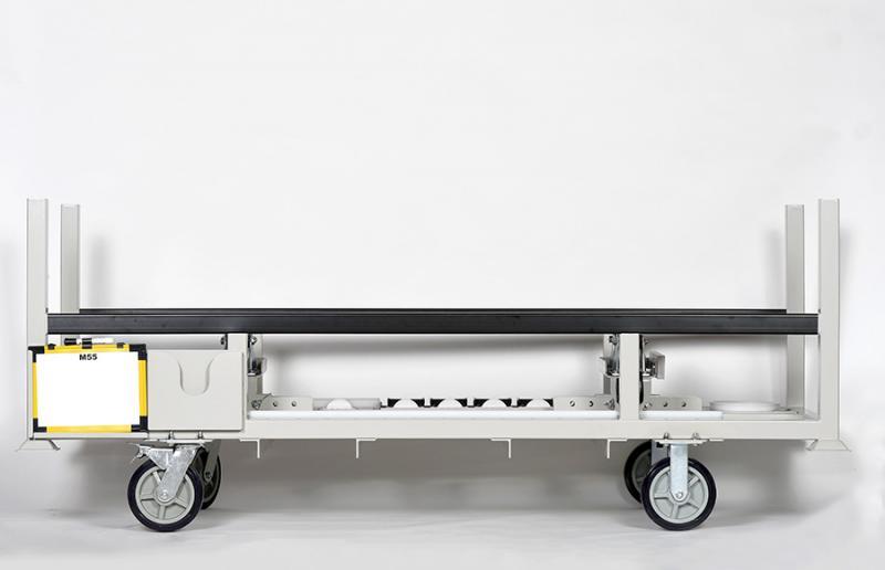 Marlin Steel Shaft Cart