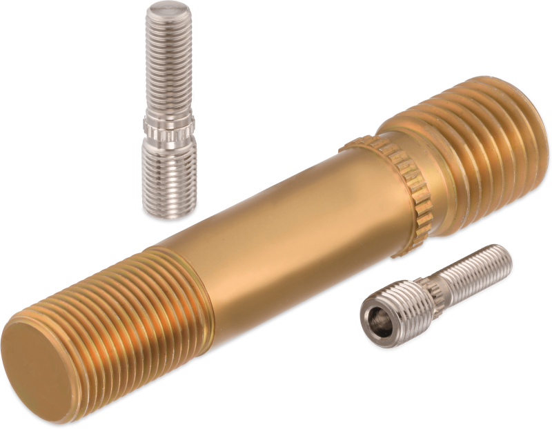 Precision Threaded Products Rosan®-Style Studs and Inserts
