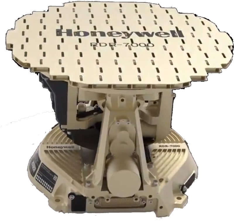 Honeywell IntuVue RDR-7000