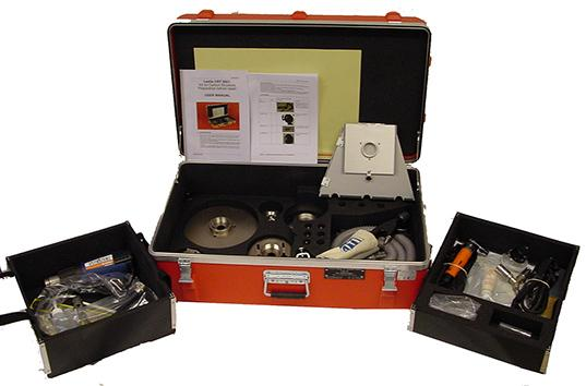 GMI Aero Leslie KIT Machining Tools