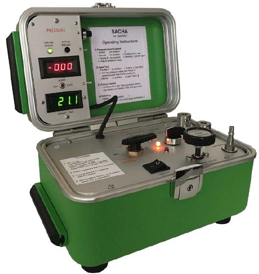 GMI Aero SACHA Pneumatic De-Icer Tester