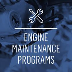 Pratt & Whitney Engine Maintenance Programs
