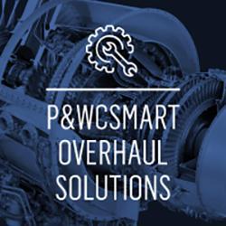 Pratt & Whitney SMART Overhaul Solutions