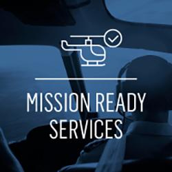 Pratt & Whitney Mission Ready Services for Helicopters