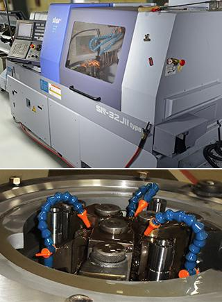 Precision Threaded Products Component Manufacturing Capabilities