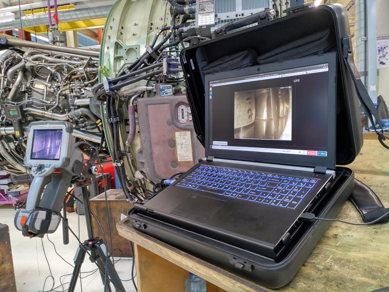 Aiir Innovations AI Engine Inspections