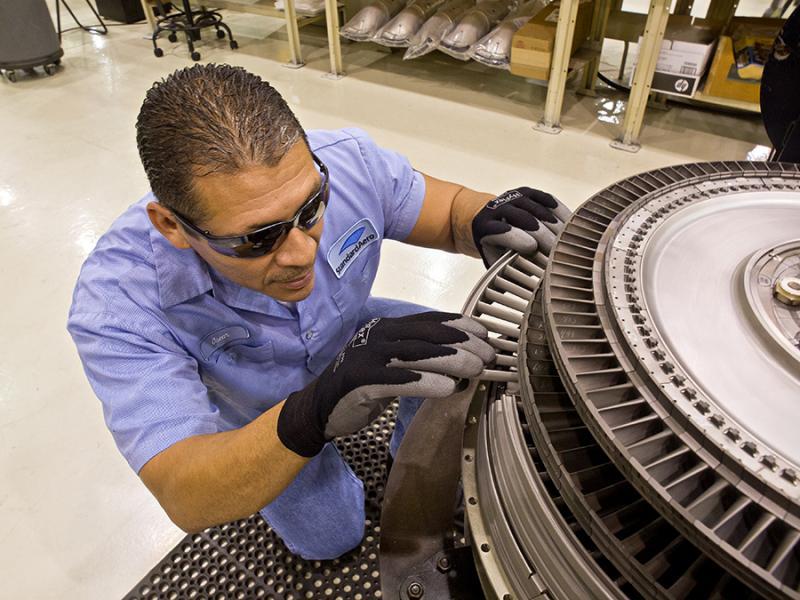 StandardAero Engine and Rotary-Wing Airframe MRO