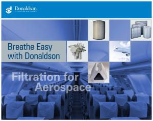 FLY CLEAN. FLY DONALDSON APS™