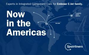 E-Jet Component Care in the Americas