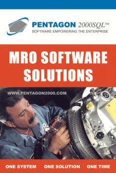 Pentagon 2000S QL MRO/ERP System