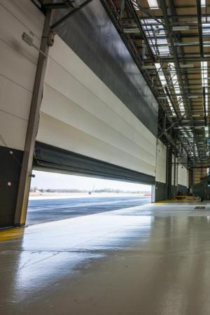 Global Leader in Aircraft Hangar Doors