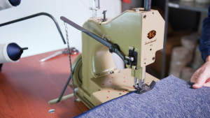 NC Launches New Sewing Machine @ MRO2018