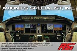 Avionics Repairs and Overhauls
