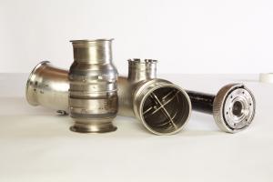 Duct, APU muffler, and engine exhaust repairs