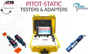 Pitot-Static Test Sets: Compact & Affordable